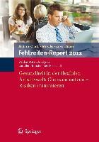 Cover-Bild zu Badura, Bernhard (Hrsg.): Fehlzeiten-Report 2012