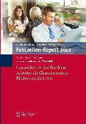 Cover-Bild zu Badura, Bernhard (Hrsg.): Fehlzeiten-Report 2012 (eBook)