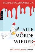 Cover-Bild zu Alle Morde wieder von Poznanski, Ursula