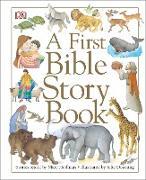 Cover-Bild zu A First Bible Story Book (eBook) von Hoffman, Mary