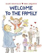 Cover-Bild zu Welcome to the Family von Hoffman, Mary