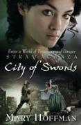 Cover-Bild zu Stravaganza: City of Swords (eBook) von Hoffman, Mary