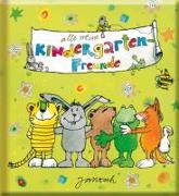 Cover-Bild zu Janosch (Illustr.): Meine Kindergarten-Freunde - Janosch