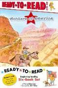 Cover-Bild zu Wonders of America Ready-to-Read Value Pack von Bauer, Marion Dane