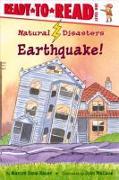 Cover-Bild zu Earthquake! von Bauer, Marion Dane