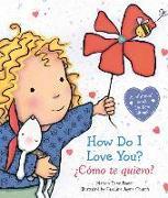 Cover-Bild zu How Do I Love You? / Como Te Quiero? von Bauer, Marion Dane