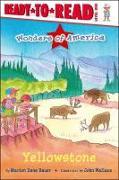 Cover-Bild zu Yellowstone von Bauer, Marion Dane