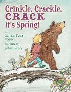 Cover-Bild zu Crinkle, Crackle, CRACK von Bauer, Marion Dane