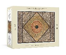 Cover-Bild zu MOSAIC MIND BENDER 500-PIECE PUZZLE