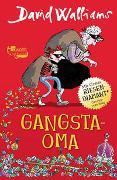 Cover-Bild zu Gangsta-Oma von Walliams, David