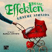 Cover-Bild zu Simsion, Graeme: Rosieeffekten (Audio Download)