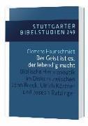 Cover-Bild zu Haunschmidt, Clemens: Der Geist ist es, der lebendig macht