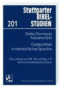 Cover-Bild zu Dormeyer, Detlev: Gottes Wort in menschlicher Sprache