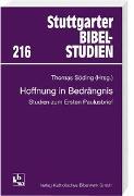 Cover-Bild zu Söding, Thomas (Hrsg.): Hoffnung in Bedrängnis