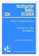 Cover-Bild zu Kampling, Rainer (Hrsg.): Ausharren in der Verheißung