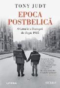 Cover-Bild zu Judt, Tony: Epoca postbelica (eBook)