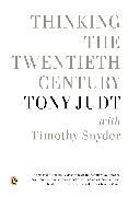 Cover-Bild zu Judt, Tony: Thinking the Twentieth Century