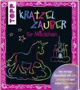 Cover-Bild zu Kratzelzauber für Mädchen von frechverlag