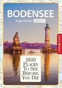 Cover-Bild zu Habitz, Gunnar: 1000 Places-Regioführer Bodensee