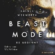 Cover-Bild zu Es beginnt (Audio Download) von Wekwerth, Rainer