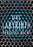 Cover-Bild zu Das Labyrinth vergisst nicht von Wekwerth, Rainer