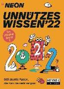 Cover-Bild zu NEON - Unnützes Wissen 2022 von NEON