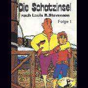 Cover-Bild zu Louis B. Stevenson, Folge 1: Die Schatzinsel (Audio Download) von Stevenson, Louis B.