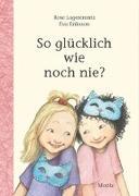 Cover-Bild zu Lagercrantz, Rose: So glücklich wie noch nie?