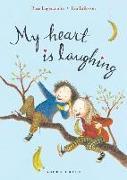 Cover-Bild zu Lagercrantz, Rose: My Heart Is Laughing