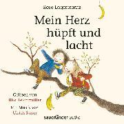 Cover-Bild zu Lagercrantz, Rose: Mein Herz hüpft und lacht (Ungekürzte Lesung) (Audio Download)