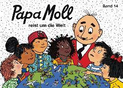 Cover-Bild zu Papa Moll reist um die Welt