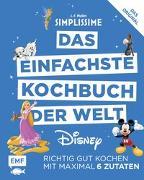 Cover-Bild zu Simplissime - Das einfachste Kochbuch der Welt: Disney