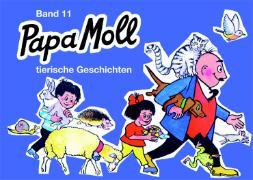 Cover-Bild zu Papa Moll - Tierische Geschichten