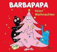 Cover-Bild zu Barbapapa feiert Weihnachten