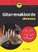 Cover-Bild zu Gitarrenakkorde für Dummies (eBook) von Polin, Antoine