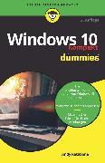 Cover-Bild zu Windows 10 kompakt für Dummies (eBook) von Rathbone, Andy