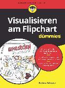 Cover-Bild zu Visualisieren am Flipchart für Dummies (eBook) von Schobitz, Bettina