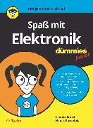 Cover-Bild zu Spaß mit Elektronik für Dummies Junior (eBook) von Ermel, Claudia