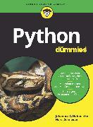 Cover-Bild zu Python für Dummies (eBook) von Hofmeister, Johannes C.
