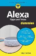 Cover-Bild zu Alexa Tipps und Tricks für Dummies (eBook) von Thommes, Benjy