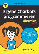 Cover-Bild zu Eigene Chatbots programmieren für Dummies Junior (eBook) von Leonhardt, Thiemo