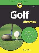 Cover-Bild zu Golf für Dummies (eBook) von Mccord, Gary