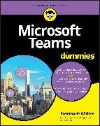 Cover-Bild zu Microsoft Teams For Dummies (eBook) von Withee, Rosemarie