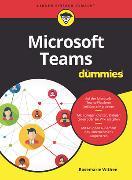 Cover-Bild zu Microsoft Teams für Dummies von Withee, Rosemarie