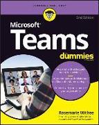 Cover-Bild zu Microsoft Teams for Dummies von Withee, Rosemarie