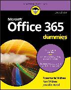 Cover-Bild zu Office 365 For Dummies (eBook) von Reed, Jennifer