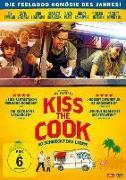 Cover-Bild zu Jon Favreau (Reg.): Kiss the Cook - So schmeckt das Leben