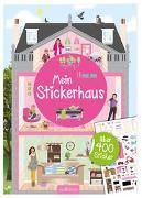 Cover-Bild zu Bräuer, Ingrid (Illustr.): Mein Stickerhaus