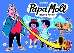 Cover-Bild zu Papa Moll macht Ferien