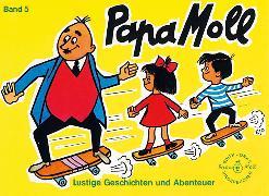 Cover-Bild zu Papa Moll, gelb